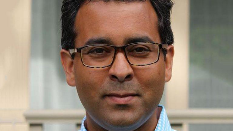 Rev. Graham Singh
