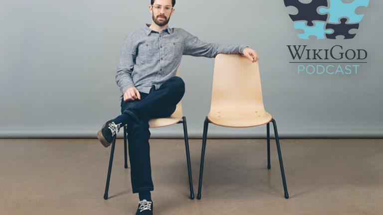 Jake Aikenhead of Salvation Army Gateway shares a life of service on 'WikiGod'