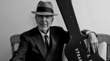 The Veil of Dark Confusion - Leonard Cohen