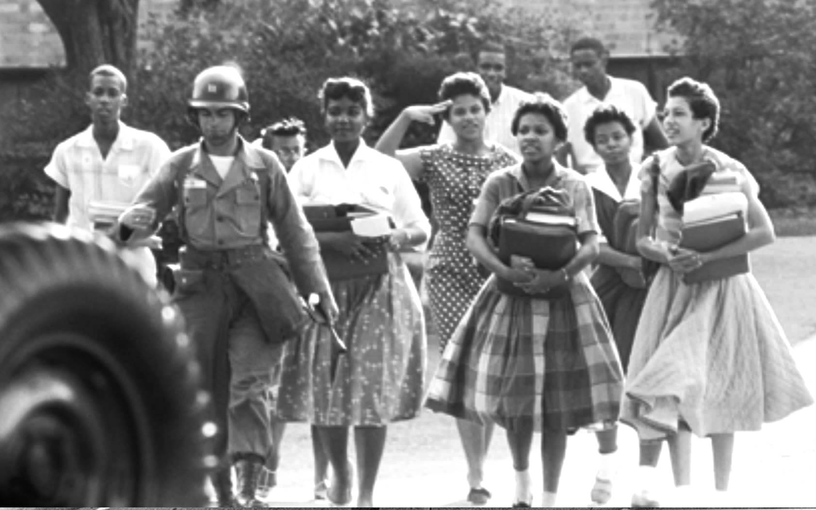 a courageous war of melba pattilo beals against racism It's 1967 and hollis is a seventh-grader in long island during the vietnam war beals the story: in 1957, melba pattillo racism triumph over adversity courage.