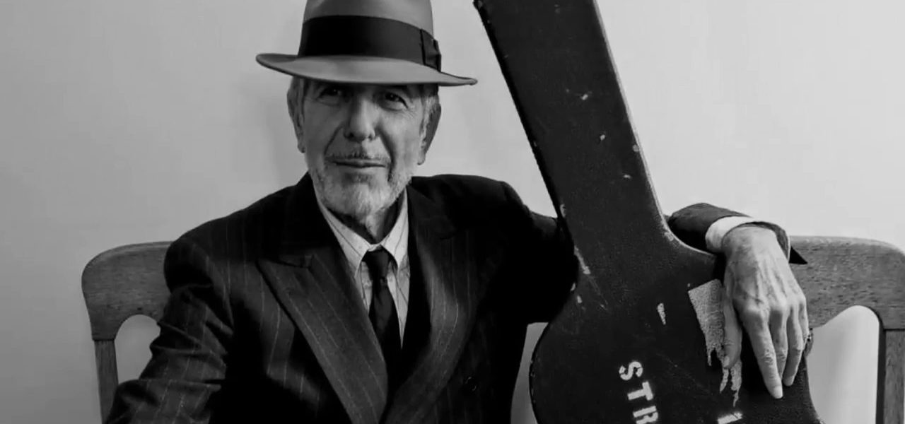 The Veil of Dark Confusion - Leonard Cohen