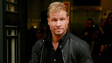 Backstreet Boys' Brian Littrell