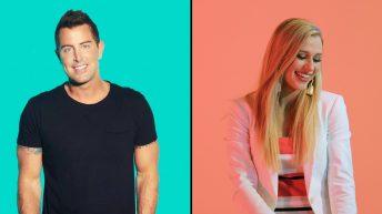 Jeremy Camp and Emily Faith