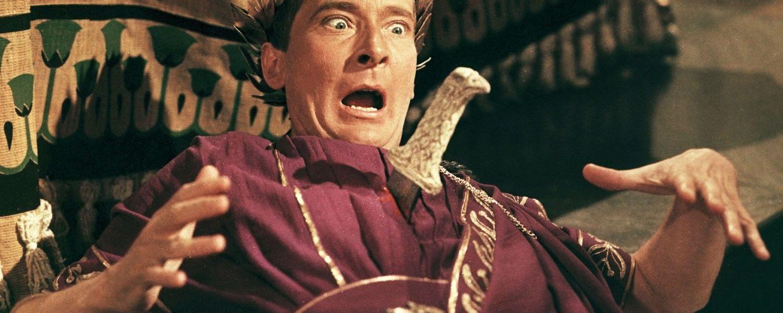 Kenneth Williams as Julius Caesar