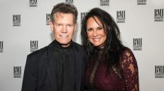 Mary and Randy Travis