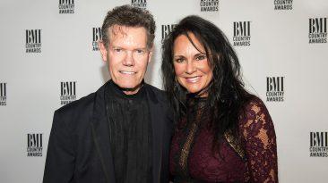 Mary and Randy Travis