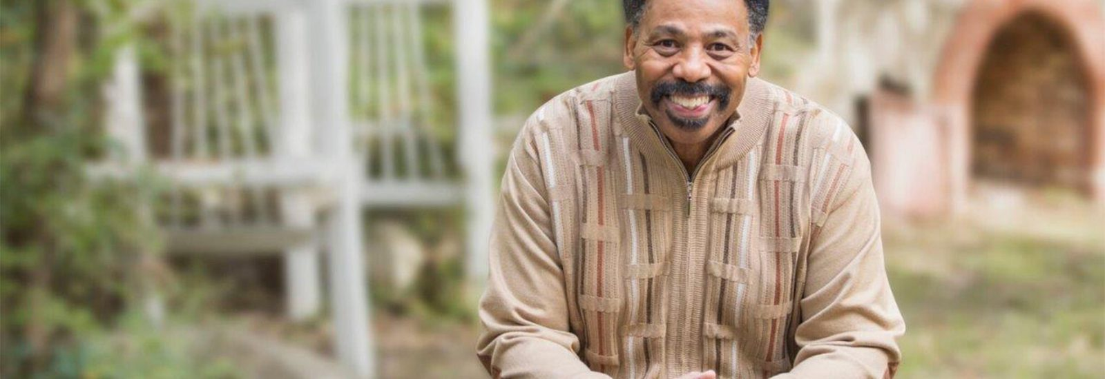 Tony Evans Becomes the First Sole African American to Author a Study Bible