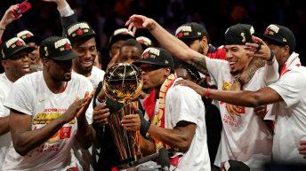 Toronto Raptors Win, Chris Pratt Marriage, Hollie Taylor Rapid Fire Q's
